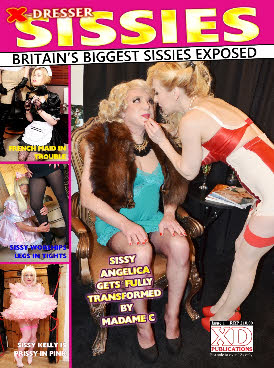 Sissies and TV maids exposed in print